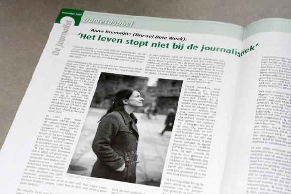 De Journalist, November 2009
