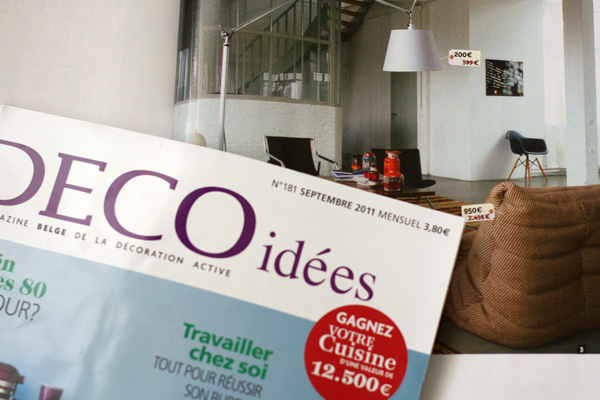 Déco idées, September 2011