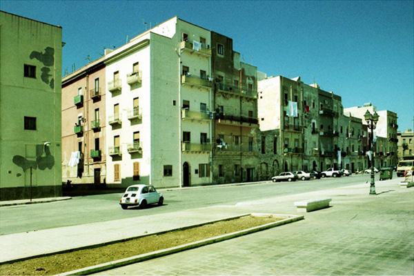 Sicily, Trapani, 2002