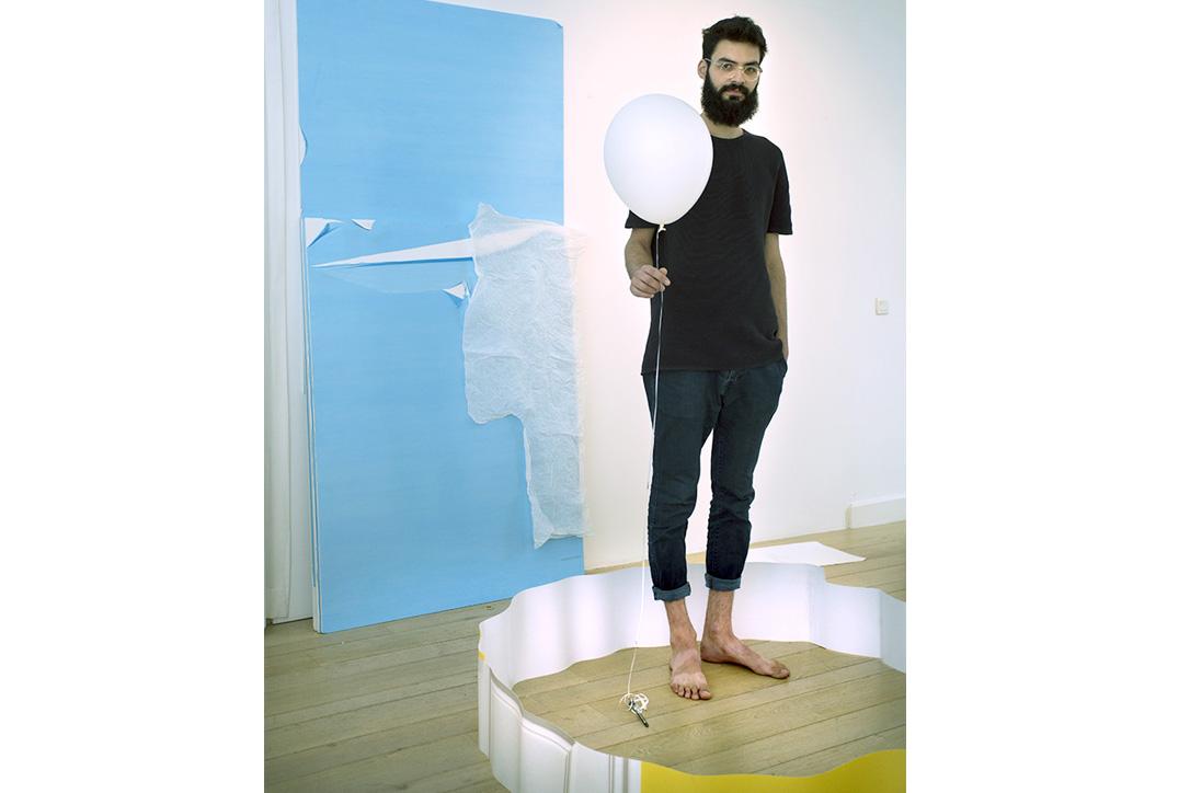 João Freitas, Artist, 2015